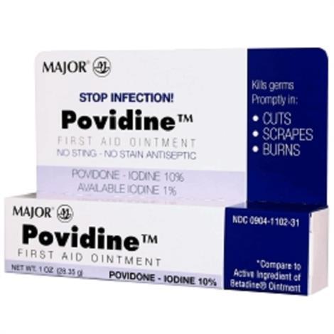 Cardinal Health Povidone Iodine Ointment