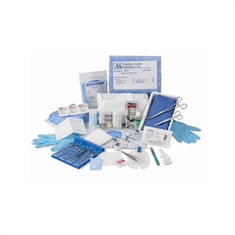 Buy Medical Action One Time Central Line TPN And CVP Tray