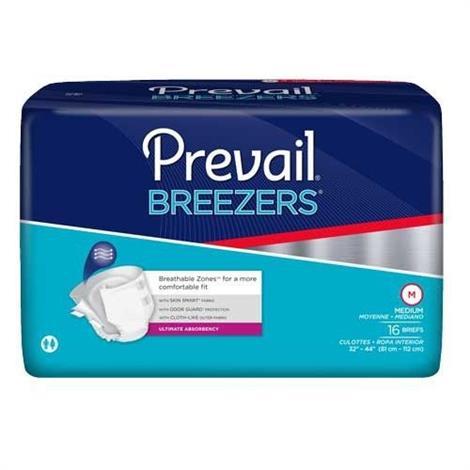 Buy Prevail Breezers Adult Briefs - Ultimate Absorbency