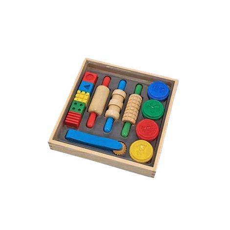 Melissa & Doug Shape, Model And Mold Clay Play