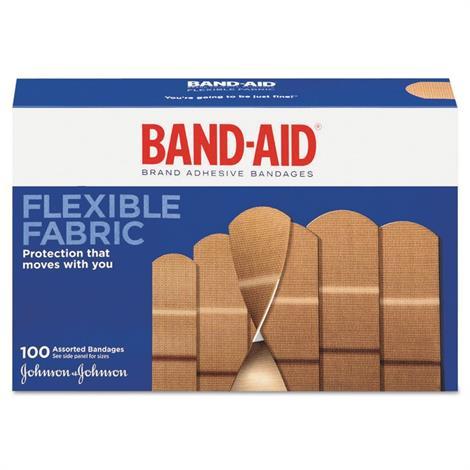 Buy BAND-AID Flexible Fabric Adhesive Bandages
