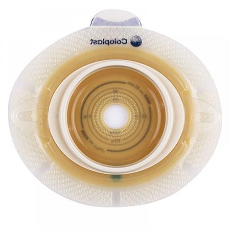 Buy Coloplast SenSura Click Two-Piece Convex Light Standard Skin Barrier With Belt Tabs