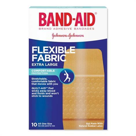 Buy BAND-AID Flexible Fabric Extra Large Adhesive Bandages