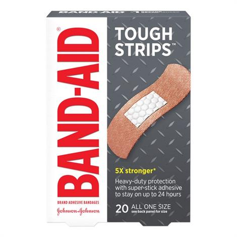Buy BAND-AID Flexible Fabric Tough-Strips Adhesive Bandages