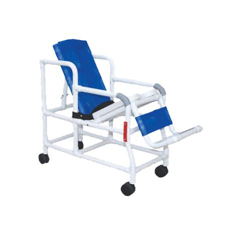 MJM International Pediatric Tilt N Space Shower And Commode Chair