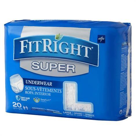 Medline FitRight Super Protective Underwear
