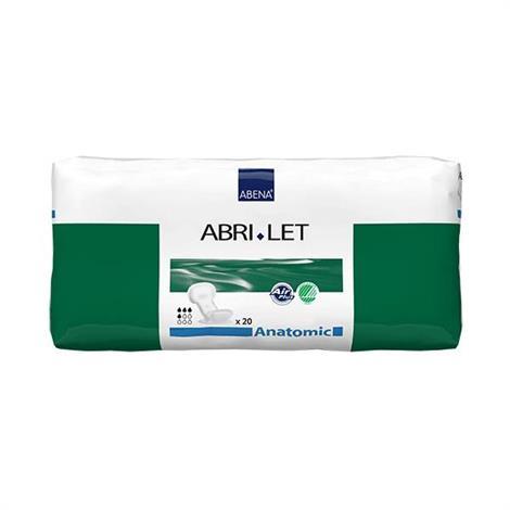 Abena Abri-Let Anatomic Booster Pad