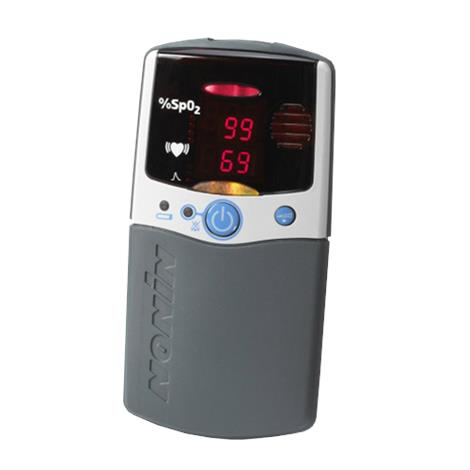 Nonin PalmSAT 2500 Memory HandHeld Pulse Oximeter with Alarm