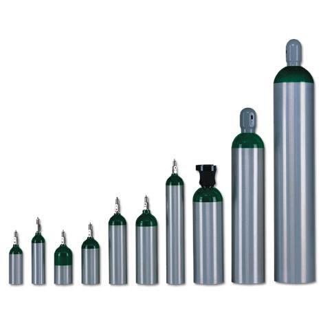 Luxfer Lightweight Aluminum Cylinders