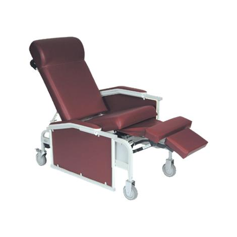 Winco Three Position Drop Arm Convalescent Recliner
