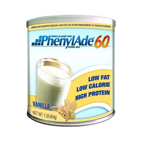 Applied Nutrition PhenylAde 60 Drink Mix