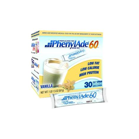 Applied Nutrition PhenylAde 60 Drink Mix Pouch
