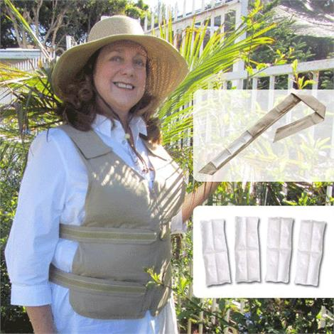 Polar Vacation Cooling Vest Kit