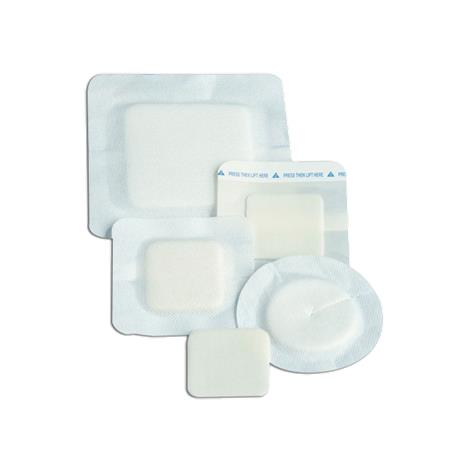 Deroyal Polyderm Border Hydrophilic Foam Wound Dressing