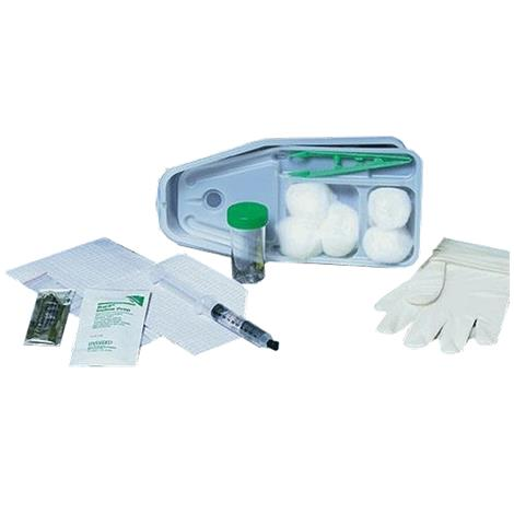 Bard Bi-Level Standard Universal Foley Tray Without Catheter