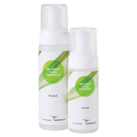 Cardinal Health No-Rinse Foam Cleanser