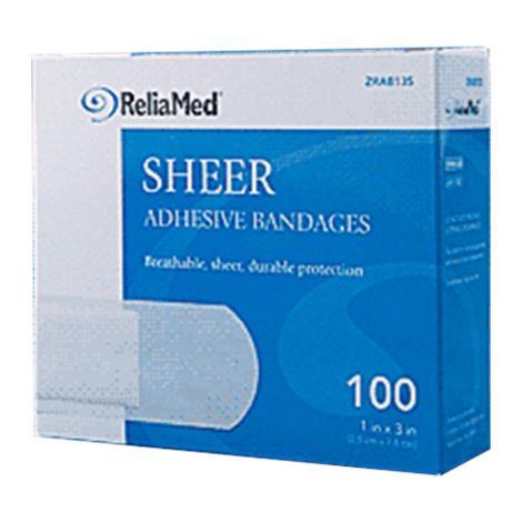 Cardinal Health Sheer Adhesive Bandage