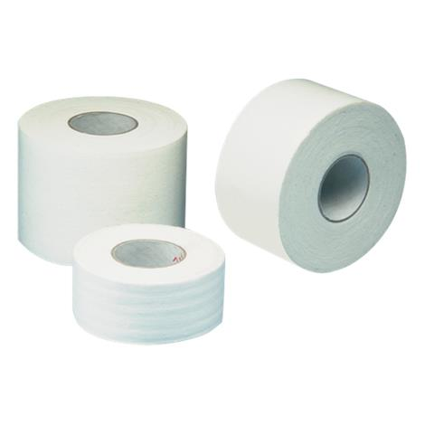 Non-Elastic Bleached Cotton Zinc Oxide Adhesive Athletic Tape