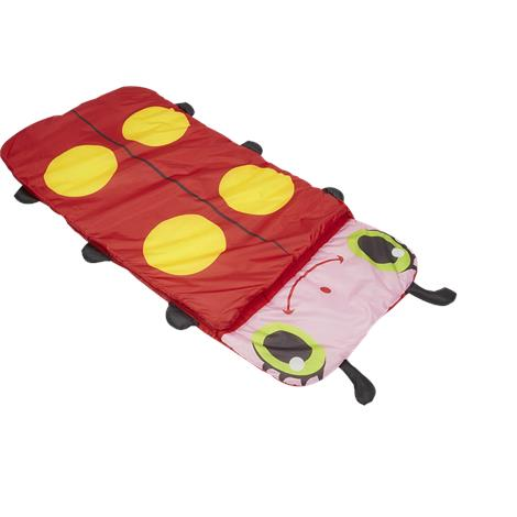 Melissa & Doug Mollie Ladybug Child Sleeping Bag
