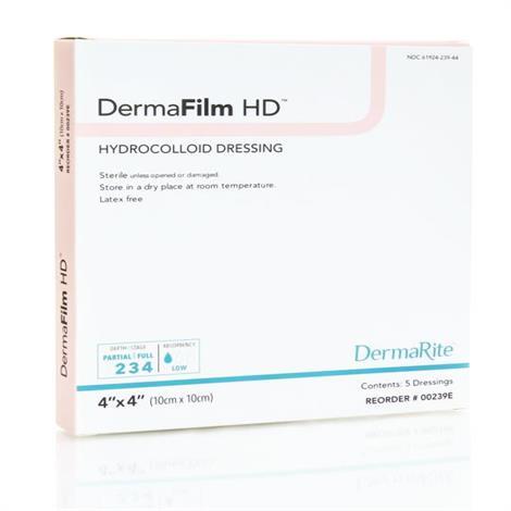 Buy DermaRite DermaFilm Hydrocolloid Wound Dressing