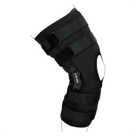 Ottobock Knexus OBtech Pull On Hinged Knee Brace