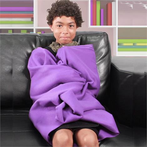 Snug Hug Portable Sensory Pressure Wrap With Blanket