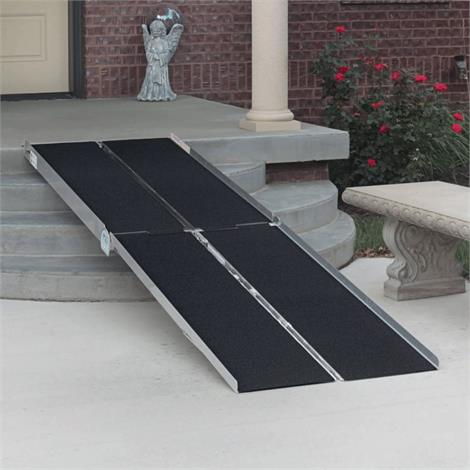 PVI Portable Multifold Ramp