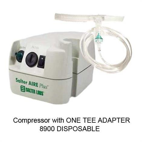 Salter Aire Elite Plus Portable Compressor With Disposable Nebulizer