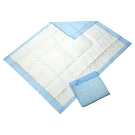Medline Protection Plus Polymer Disposable Underpads