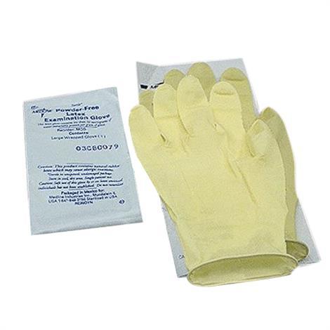 Medline Sterile Powder-Free Latex Exam Gloves