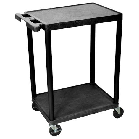 Luxor Two Shelves Utility Cart