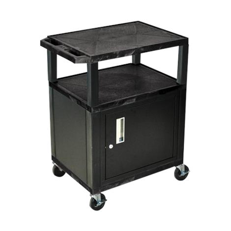 Luxor Tuffy Multi-purpose Cart With Cabinet