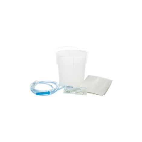 Medline Disposable Enema Bucket Set