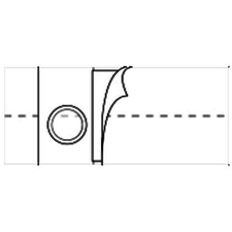 Nu-Hope Original Flat Panel 6 Inches Right Sided Stoma Regular Elastic Ostomy Support Belt