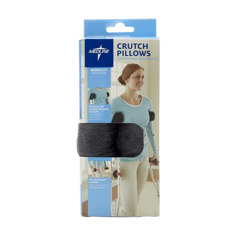 Medline Crutch Grip And Underarm Pillow