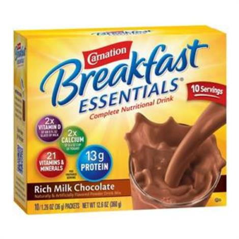 Buy Nestle Carnation Breakfast Essentials Powder Drink Mix