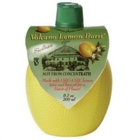 Italian Volcano Lemon Burst