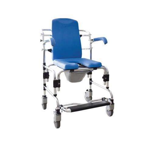 Provider Caspian Mobile Shower Commode Chair