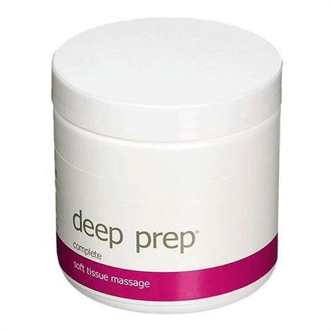 Rolyan Deep Prep Tissue Massage Cream