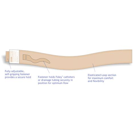 Urocare Catheter And Tubing Strap