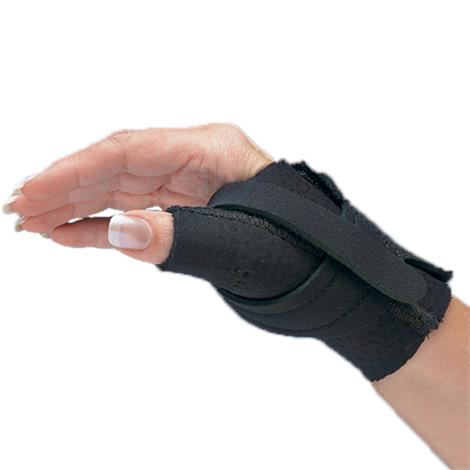 Comfort Cool Thumb CMC Restriction Black Splint
