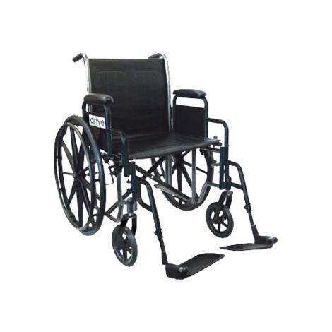 Drive Silver Sport 2 Dual Axle Standard Wheelchair