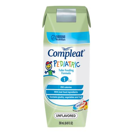 Nestle Compleat Pediatric Real Food Tube Feeding Nutritional Supplement