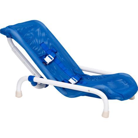 Columbia Contour Deluxe Tilt PVC Bath Chair