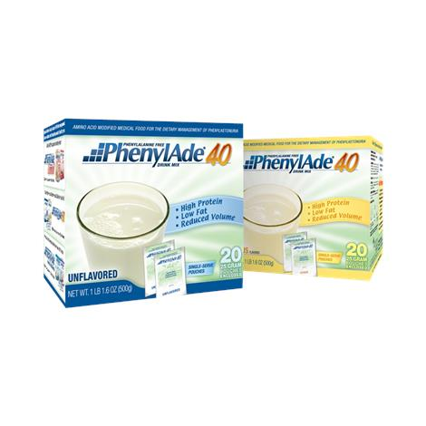 Applied Nutrition PhenylAde 40 Drink Mix