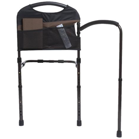 Standers Mobility Bed Rail With Legs And Swing Out Arm