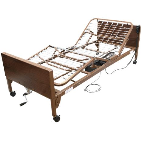 Medline Basic Lightweight Homecare Bed