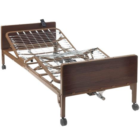 ITA-MED Single Crank Semi Electric Hospital Bed With Two Motors