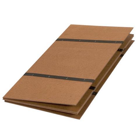 Mabis DMI Twin Folding Bed Board