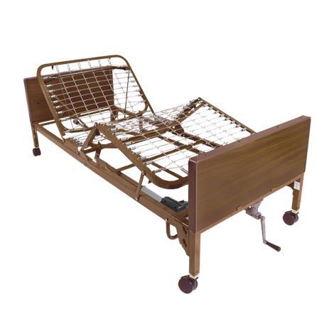 Drive Semi Electric Single Crank Hospital Bed